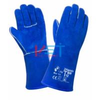 Перчатки для защиты от повышенных температур, искр и брызг металла