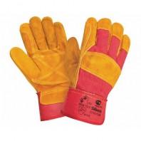 Перчатки 2HANDS Siberia RL3 спилковые комбинированные 0110-11-RU