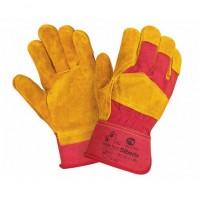 Перчатки 2HANDS Siberia RL1 спилковые комбинированные 0112-11-RU