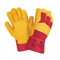 Перчатки 2HANDS Siberia RL11 Кожаные комбинированные 0120