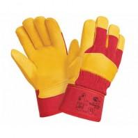 Перчатки 2HANDS Siberia RL12 Кожаные комбинированные утепленные 0125