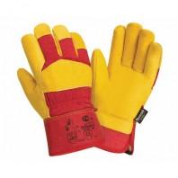 Перчатки 2HANDS Siberia RL13 кожаные комбинированные утепленные 0130 3M