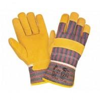 Перчатки 2HANDS Спилковые комбинированные (88PBSB) 0202