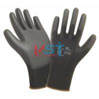 Перчатки 2HANDS нейлон с полиуретаном Air 2101BLK