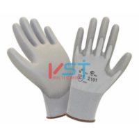 Перчатки 2HANDS нейлон с полиуретаном Air 2101GR