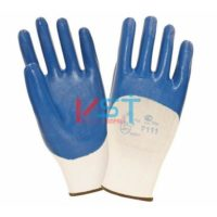 Перчатки 2HANDS SafeFlexFull нитрил сэйффлекс