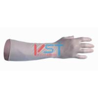 АЗРИ Перчатки хирургические с удлиненной крагой