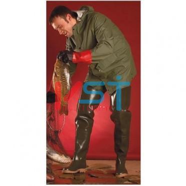 Сапоги ПВХ РЫБАЦКИЕ 123-0008-01