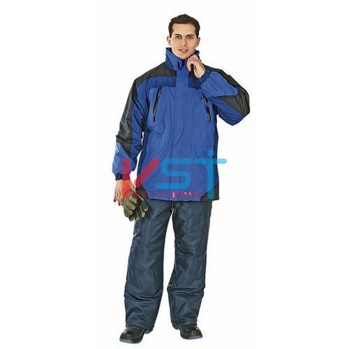 Куртка ФРИСТАЙЛ васильковый с темно-синим