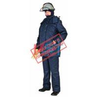 Костюм ЭЛЕКТРА ЗН-17 (КУР+П/К) 113-0023-01 темно-синий
