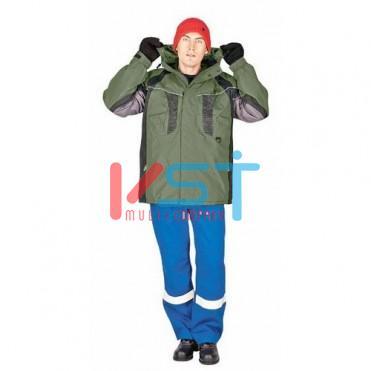 Куртка CERVA НАЙАЛА 103-0084-01 зеленый