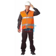 Жилет ГАБАРИТ 104-0001-65 флуоресцентный оранжевый