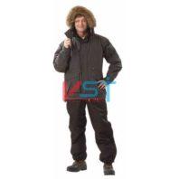 Куртка ВИНТЕРСТАЙЛ 103-0020-07 серый