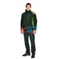 Куртка АЛЛИН 101-0150-06 зеленая