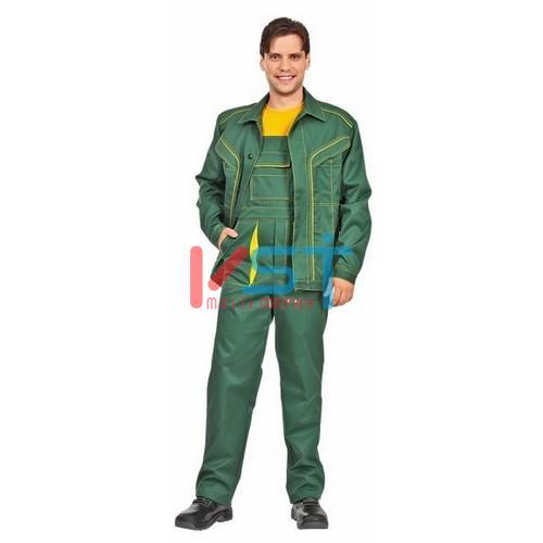 Костюм ВЕСНА-Н 101-0113-02 зеленый