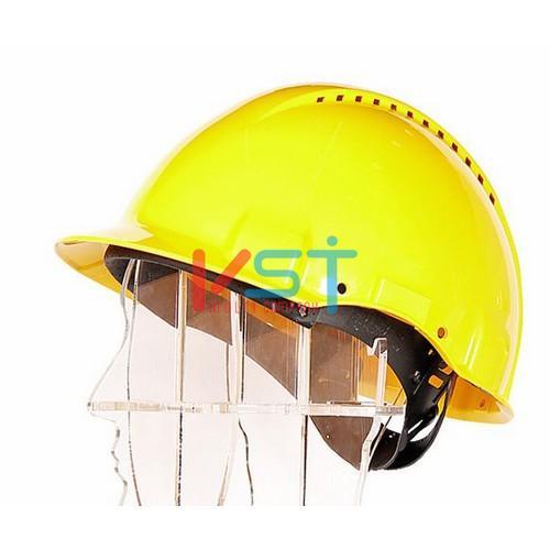 Каска защитная 3M PELTOR G3000 желтая