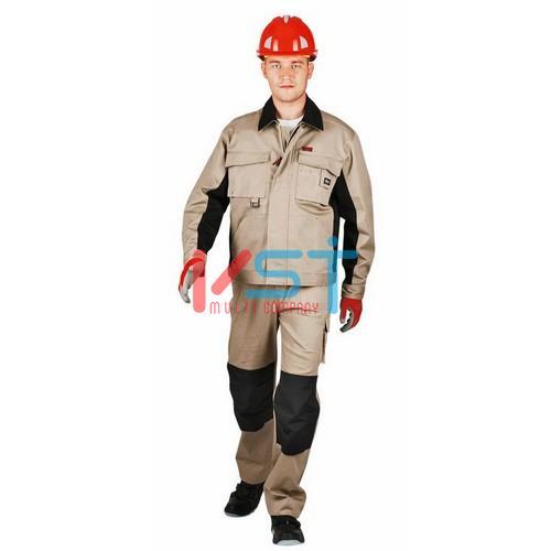 Куртка СПЕЦ-АВАНГАРД 101-0081-61 бежевый с черным