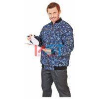 Куртка ШТУРМАН камуфлированный цифра с серым
