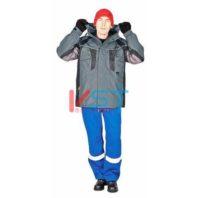 Куртка CERVA НАЙАЛА 103-0084-02 серый