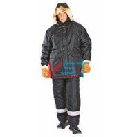 Куртка АЛЯСКА 103-0007-10 черный