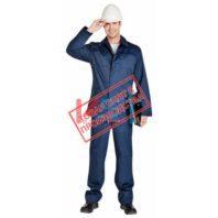 Костюм МАСТЕР 101-0008-23 темно-синий