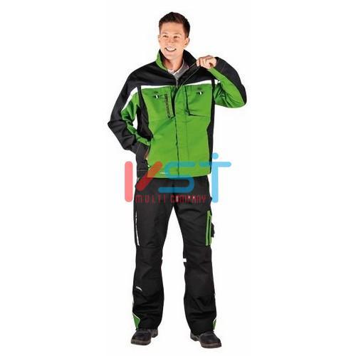 Куртка CERVA АЛЛИН 101-0150-05 зеленый с черным