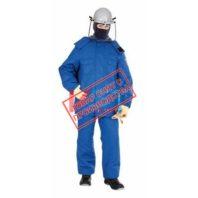 Костюм ЭЛЕКТРА ЗН-25 (КУР+П/К) 113-0031-01 синий