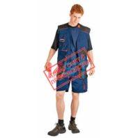 Жилет CERVA ЭМЕРТОН НЭВИ 101-0072-02 сине-черный