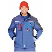 Куртки CERVA АЛЛИН 101-0150-01 голубая с темно синим