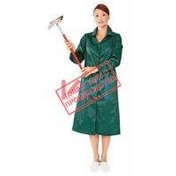 Халат ХОЗЯЙКА 101-0006-01 зеленый