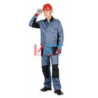 Куртка СПЕЦ-АВАНГАРД 101-0081-02 серый с черным