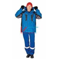 Куртка CERVA НАЙАЛА 103-0084-04 голубой
