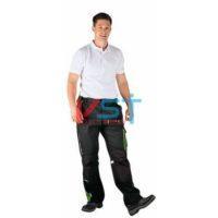 Брюки CERVA АЛЛИН 101-0152-02 зеленый с черным