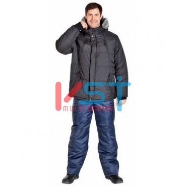 Куртка ГУДЗОН 103-0113-01 черный