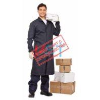 Халат ЛАБОРАНТ-Д 101-0068-10 черный