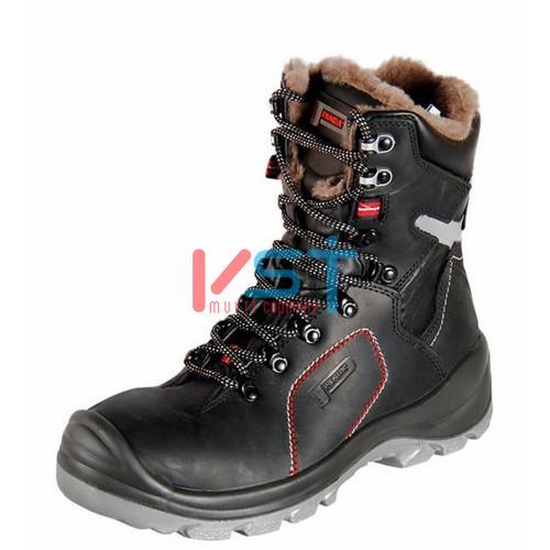 Ботинки высокие PANDA ТОП КЛАССИК с натуральным мехом 70597 S3