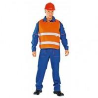 Жилет-накидка МАЯК 104-0003-65 флуоресцентный оранжевый