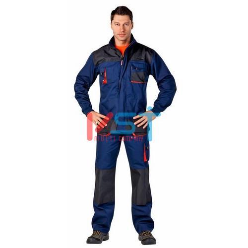 Куртка CERVA ЭМЕРТОН НЭВИ ГОСТ 101-0225-01 сине-черный