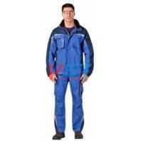 Куртка CERVA АЛЛИН 101-0150-07 голубой с темно-синим