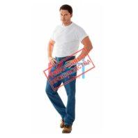 Брюки КЛАБ 101-0059-16 синий