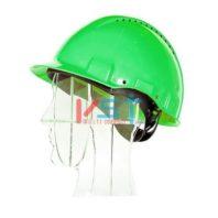 Каска защитная 3M PELTOR G3000 неоново-зеленая