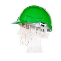 Каска защитная ЕВРОПА К-01 К3001 зеленая