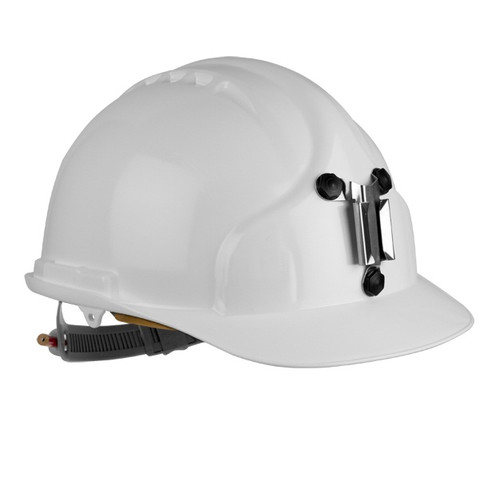 Каска защитная JSP МК7 ШАХТЕРСКАЯ AHM129-300-100 белая