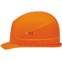 Каска защитная Uvex Супер Босс 9750 оранжевая