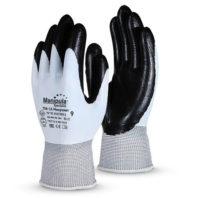 Перчатки МАНИПУЛА МикроНит TNI-14