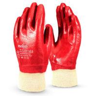 Перчатки МАНИПУЛА Рубин TP-15