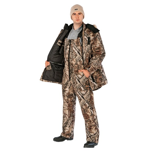 купить зимний костюм для рыбалки