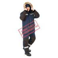 Костюм МОНБЛАН-УЛЬТРА рабочий зимний мужской 103-0065-01