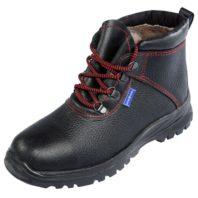 Ботинки ТОФФ ВЯТКА-М кожаные утепленные женские 122-0078-01