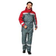 Куртка ДРАЙВ C/О утепленная зимняя мужская